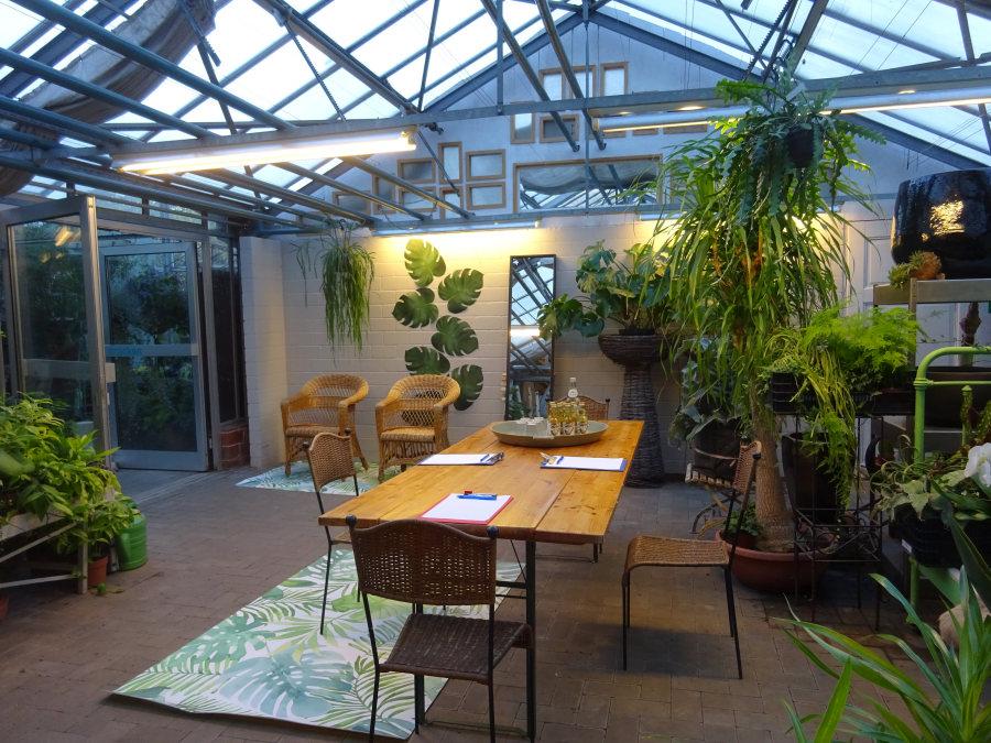 Floristik-Workshops in der Alten Gärtnerei Kersten (Maria Kersten)